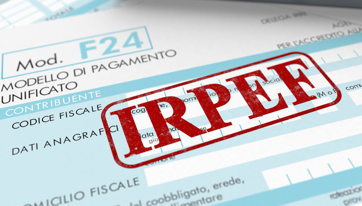 Irpef: ecco le aliquote fiscali Irpef per Ditte e Persone Fisiche