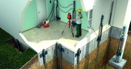 Edilizia: Ristrutturazioni e consolidamento contro il rischio idrogeologico
