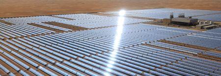 Golfo Persico: Dal Petrolio al Sole, boom di investimenti