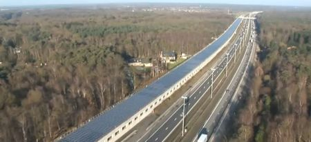 Solar Tunnel: In Europa un tunnel solare da 3 Mwh